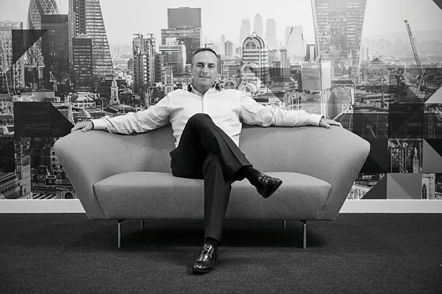 Corporate Editorial Portrait Photography by Ian Pollen - ISP Photography